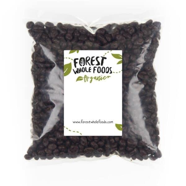 Organic Dark Chocolate Raisins 1kg